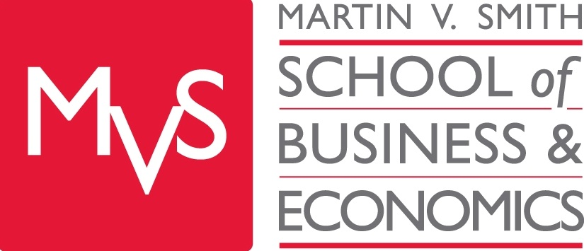 Martin V. Smith School of Business and Economics
